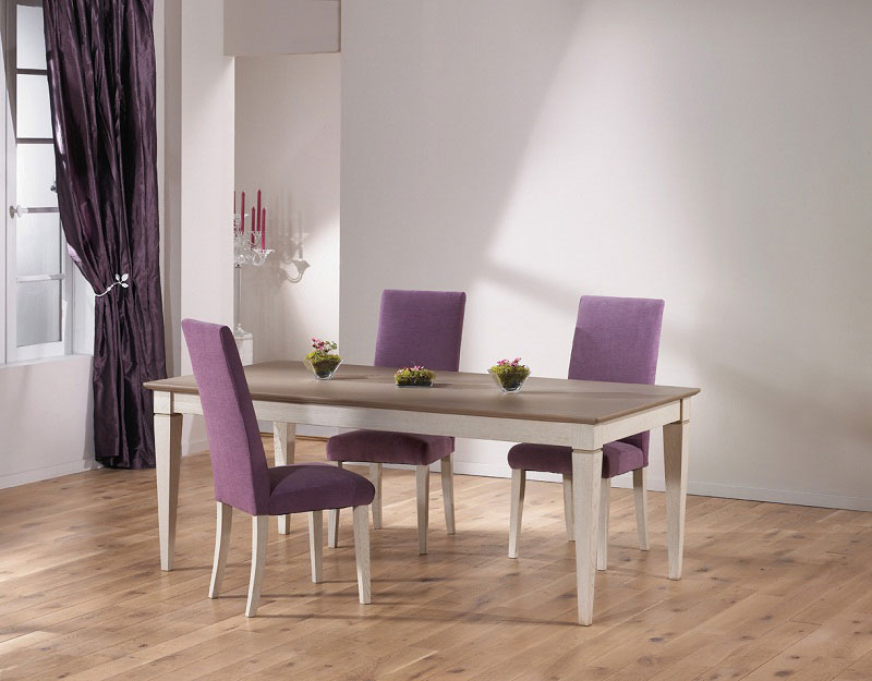 Tables, TABLE ALAMBRA, Meubles Bodin