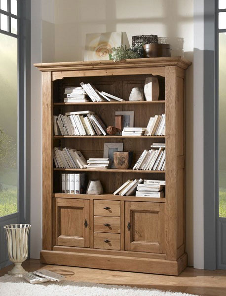 biblioth ques saint marcellin bibliotheque margot saint marcellin par les meubles bodin literie. Black Bedroom Furniture Sets. Home Design Ideas