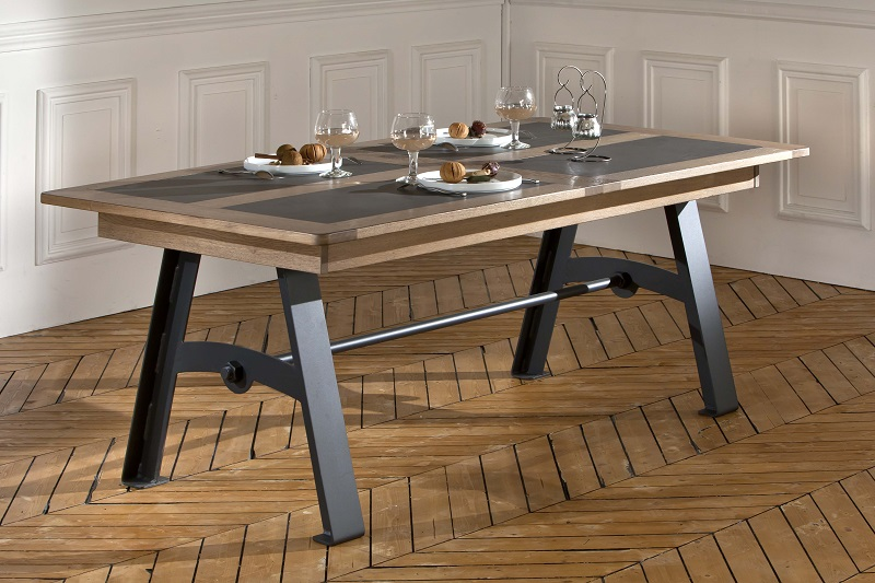 Tables, TABLE DEAUVIL, Meubles Bodin