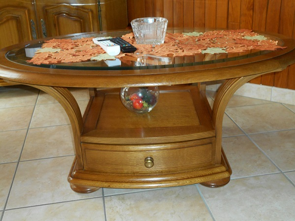 TABLE BASSE st marcellin